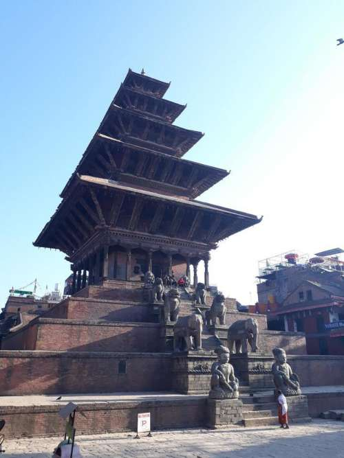 Nepal Buddhism temple architecture Asia