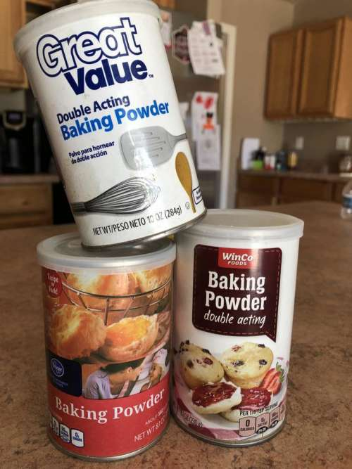 baking powder baking baking supplies