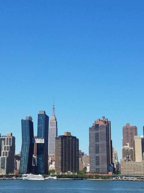 New York City New York Manhattan city urban