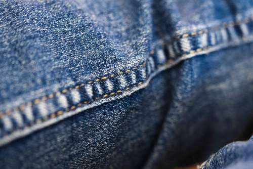 Jeans Pattern and Sewing