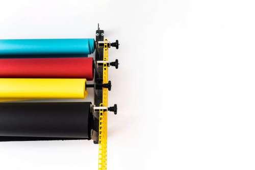 Photo Studio Equipment Paper Backgrounds