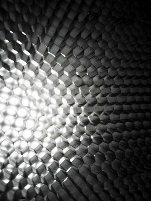 Abstract Metal Texture Pattern Design Metallic