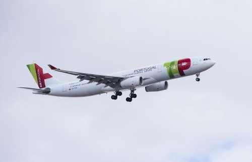 Airplane Jet Airliner Sky Travel Plane Flight