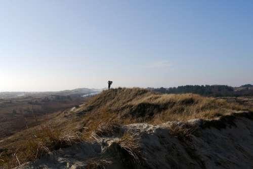Amrum Island Nordfriesland Dunes Sea Coast