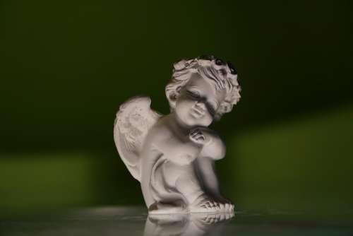 Angel The Figurine Sculpture
