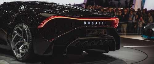 Auto Bugatti Automobile