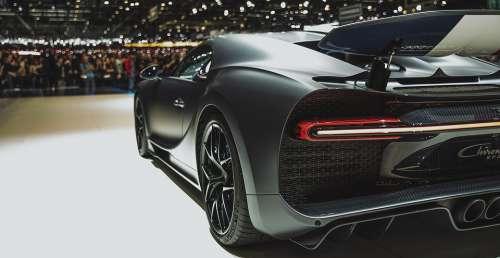 Auto Bugatti Automobile Chiron