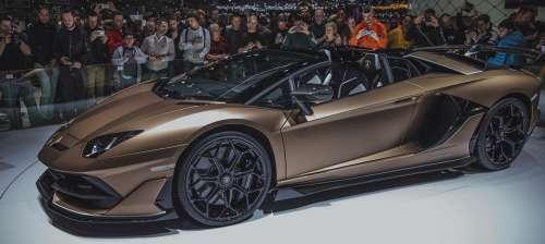 Auto Lamborghini Luxury Expensive