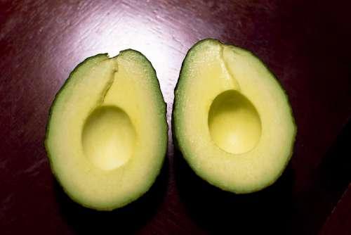 Avocado Fresh Vegan Food Yellow Green