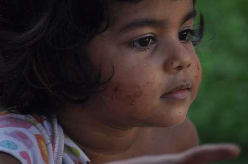 Baby Girl Hope Child Children Kid Cute Childhood