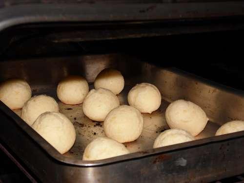 Bake Baking Cheese Bread Breakfast Afternoon Coffee