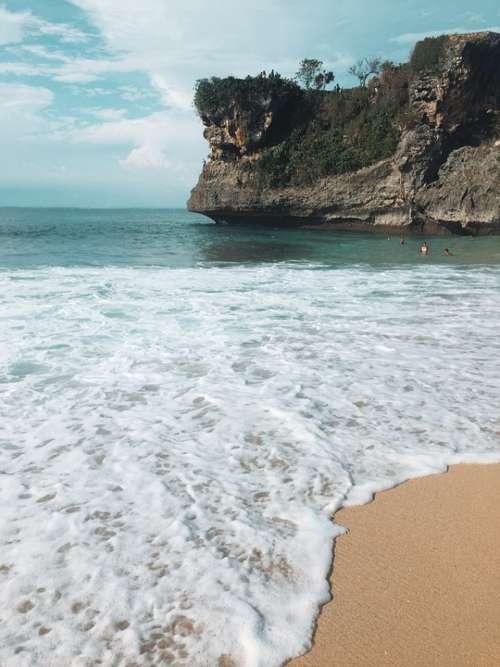 Bali Travel Indonesia Beach Nature Sea Vacations