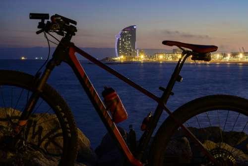 Barcelona Wela Blue Reflection Sailing Restaurant