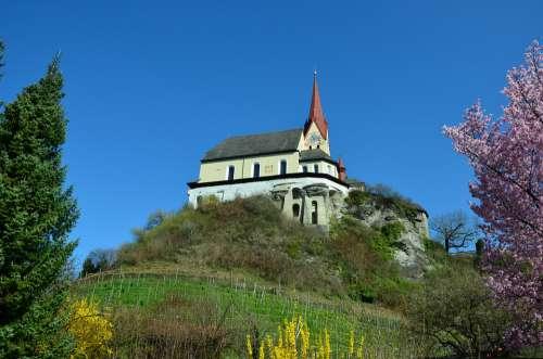 Basilica Church Catholic Sky Places Of Interest
