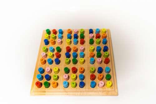 Board Game Sokodku Board Play Strategy Target