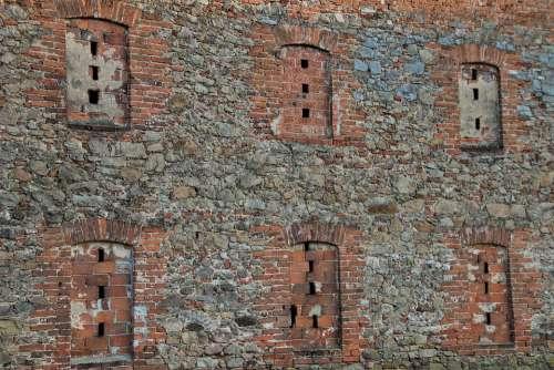 Brick Lake Dusia Walls The Walls Of The
