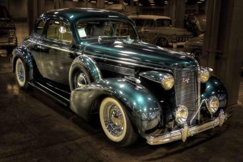 Buick Old Antique Oldtimer Classic Nostalgia 50S