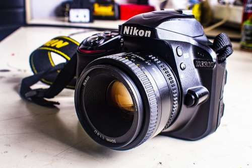 Camera Nikon Photography Lens Digital