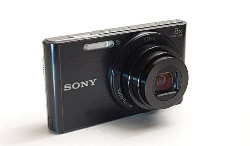 Camera Photo Camera Sony W-830