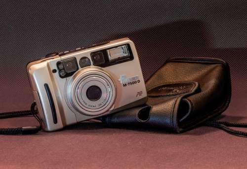Camera Compact Old Analog Photo Technology Classic