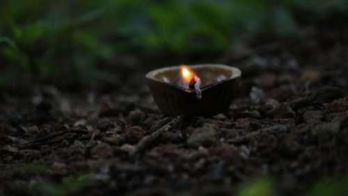 Candlelights Candle Light Diwali