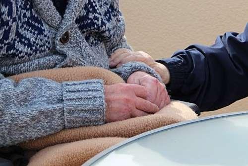 Care Human Old Love Seniors Health Disease Age