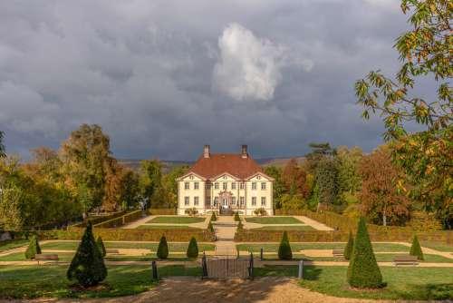 Castle Architecture Landscape Historical