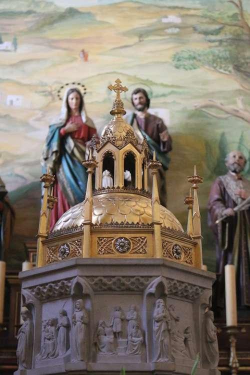 Church Jesus Catholic
