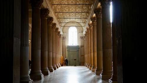 Church Column Religion Columns Cathedral