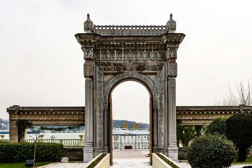 Ciragan Turkey Istanbul Ottoman Palace Kempinski