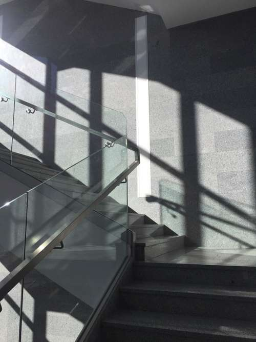 City University Sunshine Architecture Stairs