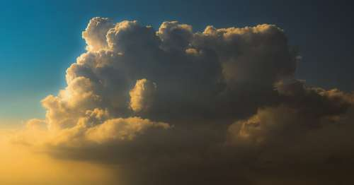 Clouds Sky Sunset Nature Atmosphere Cumulus