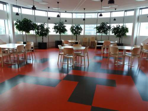 Coffee Shop Club Room University Sweden