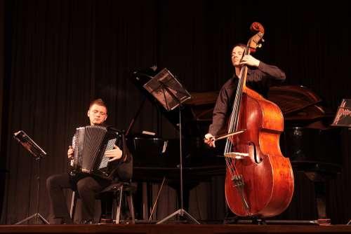 Concert Bayan Music Musician Scene Play