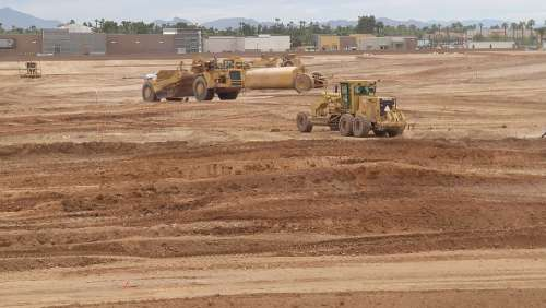Construction Heavy Equipment Earth Mover Equipment