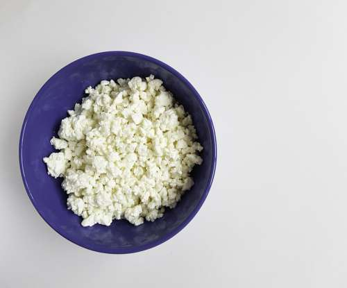 Cottage Cheese Dairy Products Nutrition Appetizer