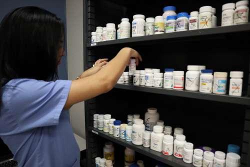 Counter Medication Prescription Medicine