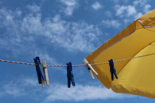 Croatia Vacations Sea Clothespins Laundry Clips