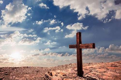 Cross Religion Christianity Church Faith Christ