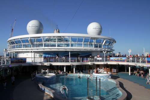 Cruise Holidays Travel Ship Ocean Cruising