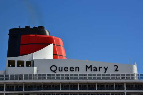 Cruise Seafaring Ship Queen Mary Ship Travel