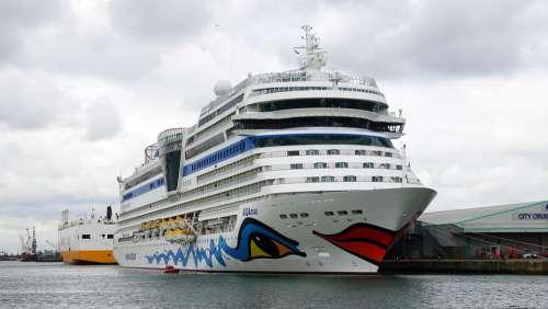 Cruise Ship Cruise Southampton Travel Holiday