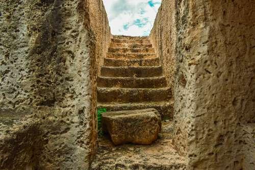 Cyprus Ayia Napa Makronissos Tomb Roman Ancient