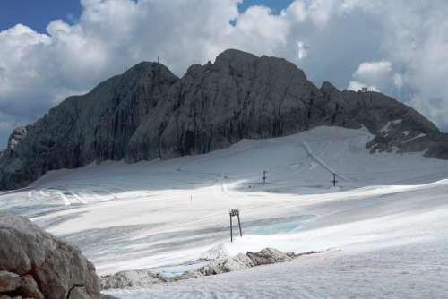Dachstein Glacier Schladming-Dachstein Austria