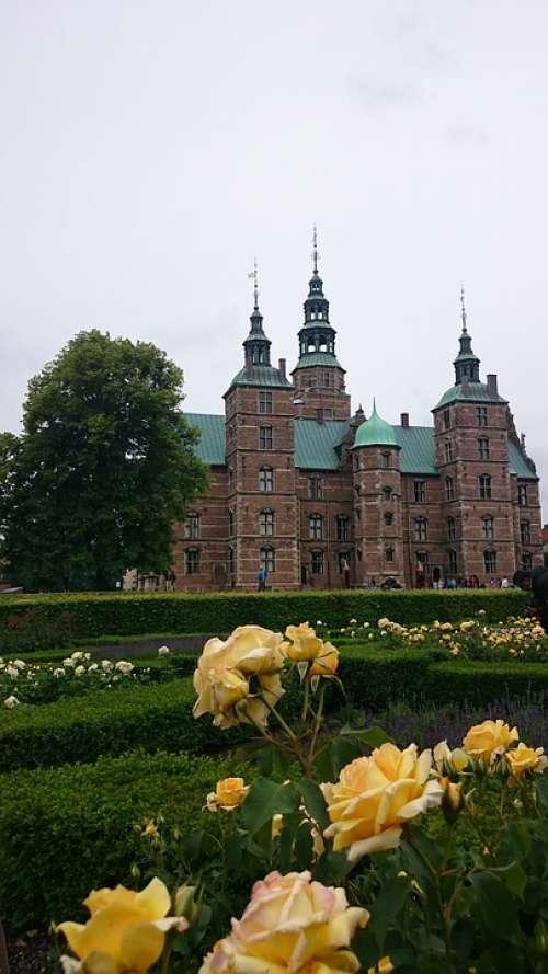 Denmark Castle Copenhagen Architecture History