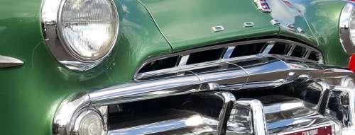 Dodge Car Classic Vehicle Auto Vintage Automobile
