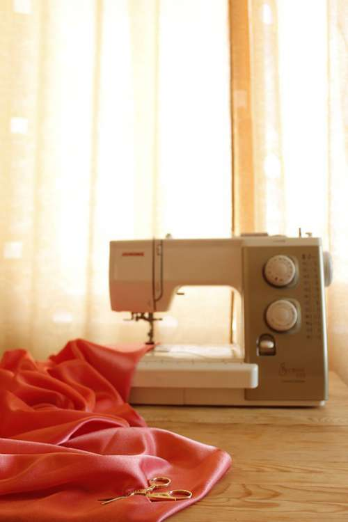 Fabric Sewing Fashion Craft Hobby