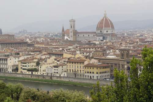 Florence Italy Architecture Cathedral Church