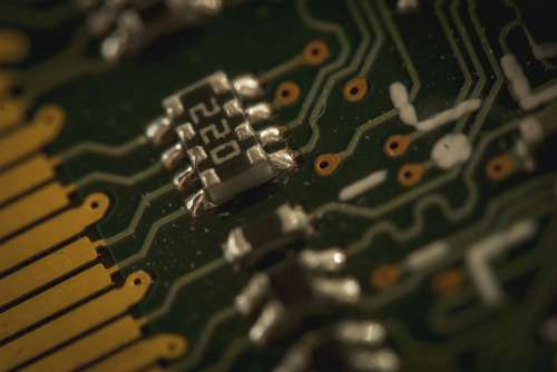 Framework Electronics Micro Macro The Layout Of