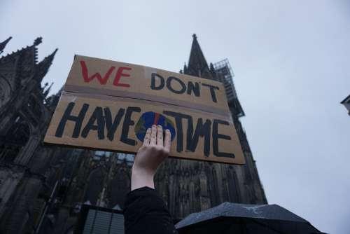 Fridays For Future Climate Show Me School Strike